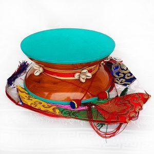 damaru drum Chöd chod vajrayana buddhist ritual