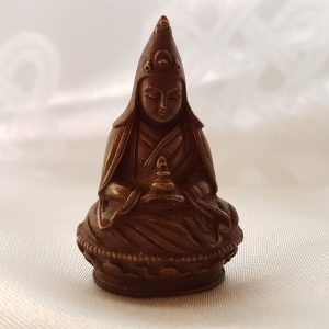 Guru Dewa Chenpo statue copper Padmasambhava Guru Rinpoche