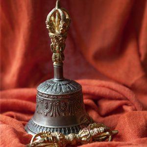 bell vajra gandha dorje vajrayana ritual