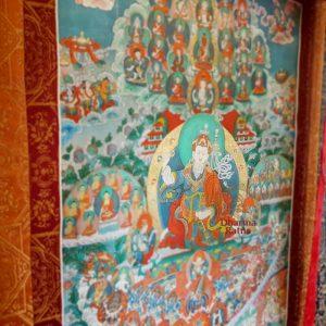 thukdrub barche kunsel refuge tree chokling tersar guru rinpoche padmasambhava