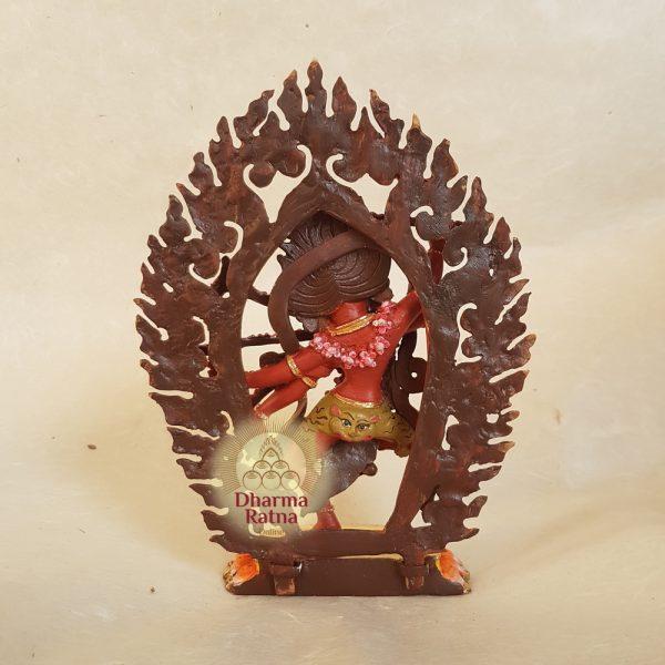 kurukulle lotus dakini pema khandro statue