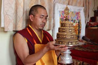 37-fold mandala offering